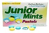 Junior Mints Pastels (1 Box) 4 0z