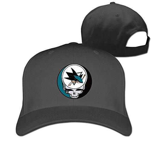 Grateful Dead Trucker Hat: San Jose Sharks Draft Day Hat, Sharks Draft Day Cap