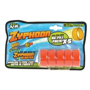 Zing Air Zyphoon Blaster Refll Pack - 1