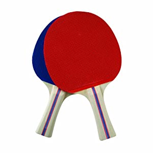 Buy Franklin Sports 2 Player Paddle Set (Red Blue) by Franklin