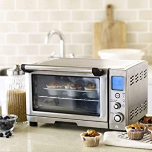 Lakeland Electric Compact Mini Oven (18 Litre) & Baking Trays Included 1300W