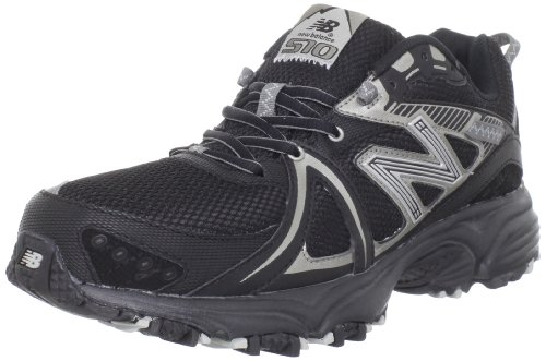 New Balance New Balance Men's MT510 Trail-Running Shoe,Black,11 D US