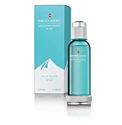 Swiss Army Mountain Water for Her EDT(Parfume), 100ml