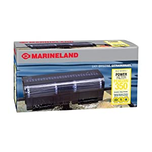 Marineland Penguin Power Filter, 50 to 70-Gallon, 350 GPH