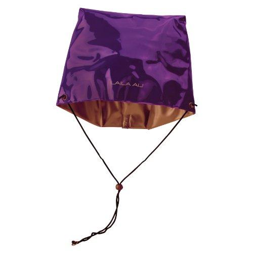 Laila Ali Laac6300 Conditioning Heat Cap, Purple (Laila Ali Dryer compare prices)