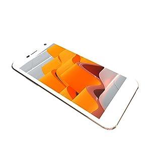 Wileyfox Spark+ 4G Dual SIM-Free Smartphone - White