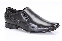 BellBut Black Men Formal Shoes(553)