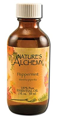 Nature's Alchemy, Peppermint, Essential Oil, 2 fl oz (59 ml)