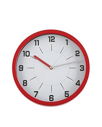 Zingst Wall Clock rood