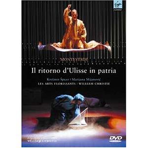 Monteverdi, Claudio - Il Ritorno d'Ulisse in Patria / Adrian Noble, Les Arts Florissants, William Christie, Festival d'Aix-en-Provence