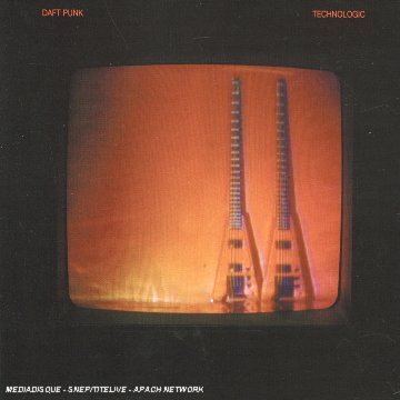 Daft Punk - Technologic - CD MAXI - Zortam Music