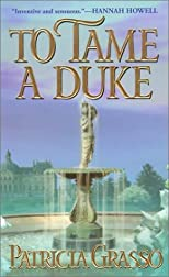 To Tame A Duke