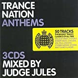 Trance Nation Anthems: 3cd Setby Judge Jules