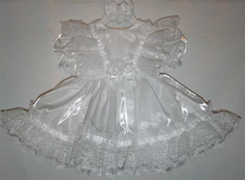 Individually Handmade Extra Frilly White Christening/Baptism Dress w/ Hair Bow - Buy Individually Handmade Extra Frilly White Christening/Baptism Dress w/ Hair Bow - Purchase Individually Handmade Extra Frilly White Christening/Baptism Dress w/ Hair Bow (Webb Direct 2U, Webb Direct 2U Dresses, Webb Direct 2U Girls Dresses, Apparel, Departments, Kids & Baby, Girls, Dresses, Girls Dresses)