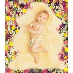 Bowron Sheepskin UnShorn Baby Comforter