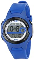 Timex Women's T5K596 1440 Sports Digital Mid-Size Blue Resin Watch by Timberland