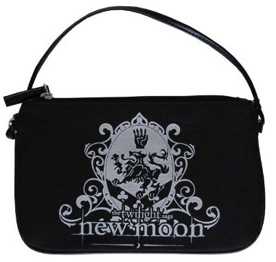 Twilight New Moon: Fabric Wallet: Cullen Crest Swirl