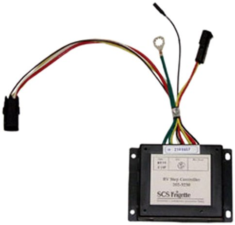 RV Motorhome Trailer Electrc Box & Light Made For Electric Steps, Coach Step Replacement Parts