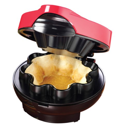 Why Should You Buy Nostalgia Electrics TSM100 Fiesta Series Electric Tortilla Shell Maker