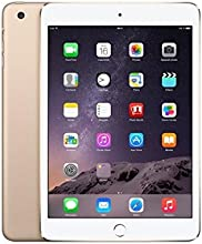 Apple iPad Mini 3 - 128 Go - Or