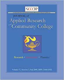 the journal of applied research