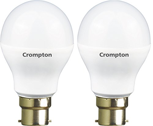 12 Watt LED Cool Daylight Bulb (Pack of 2)