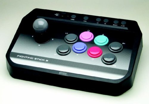 HORI-PS3 Fighting Stick 3