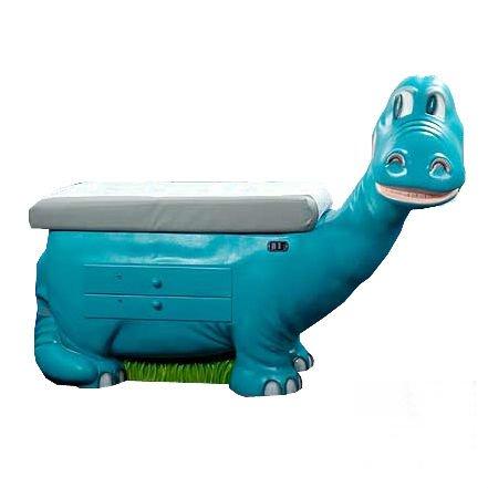 PediaPals - Dinosaur (Stock Color = Teal)