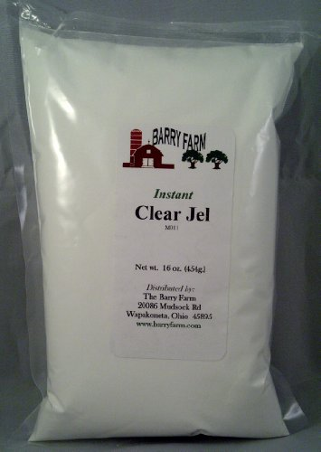Instant Clear Jel, 1 lb.: Amazon.com: Grocery & Gourmet Food