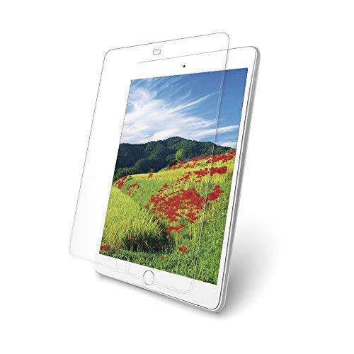 iBUFFALO iPad mini 3 (2014年) 液晶保護フィルム イージーフィット/反射防止タイプ BSIPD714FEFCR 【気泡が入りにくい。指すべりなめらか】