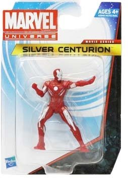 Marvel Universe Silver Centurion 2.5 Action Figure Movie Series