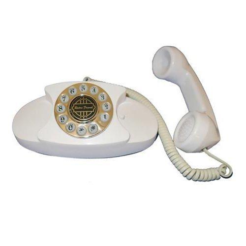 Paramount 1959 Princess Telephone White