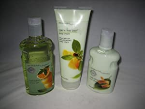 Bath & Body Works Cool Citrus Basil