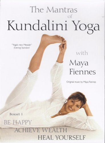 Maya Fiennes - The Mantras of Kundalini Yoga : Be Happy [DVD]