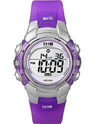 Timex Womens T5K459 Digital Translucent