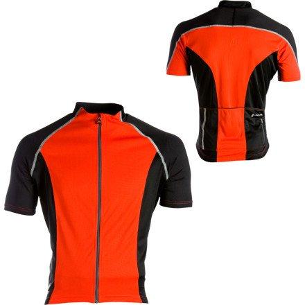 Buy Low Price Hincapie Sportswear Potenza Jersey – Short Sleeve – Men's (RJR-PTMJ10-FI-L)