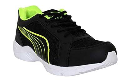 Adventurzz Addoxy Spider-4 Men Black Sport Shoes