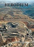 img - for HERODIUM Final Reports of the 1972-2010 Excavations Directed by Ehud Netzer. Volume I: Herod's Tomb Precinct book / textbook / text book