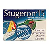 Stugeron Tablets 15 [Personal Care]
