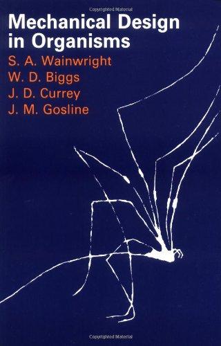Mechanical Design in Organisms