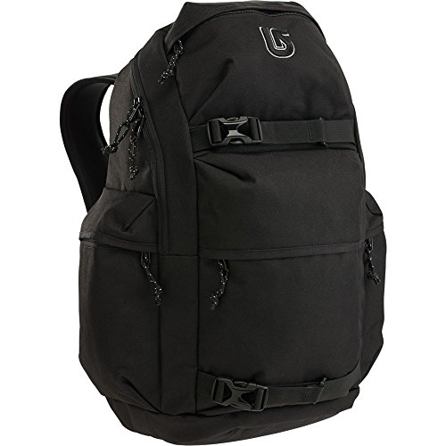 Burton Zaino Kilo Pack, True Black, 44.5 x 30 x 15 cm, 13649100002