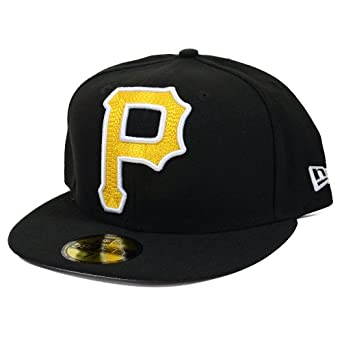 Pittsburgh Pirates Mighty Stitch Fitted Hat by New Era