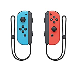 Nintendo Switch with Neon Blue and Neon Red Joy-Con - HAC-001(-01) (Color: Neon Blue and Red HAC-001(-01))