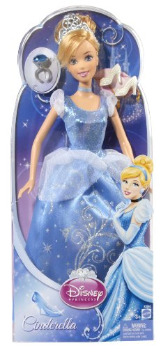 """Cinderella 12"""" Doll"""