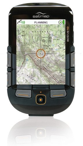 Satmap Active 10 Plus with GB Outdoor GPS Map