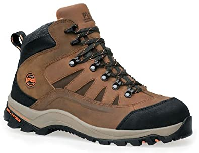Buy Timberland Pro Mens HELIX Safety Toe Hiking Boots by Timberland