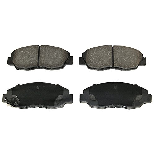 Dura International BP764 C Ceramic Front Brake Pad (96 Honda Accord Brake Rotor compare prices)