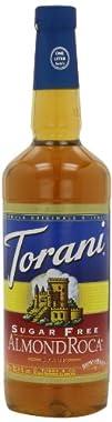 Torani Syrup, Sugar Free, Almond Roca…