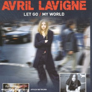 Avril Lavigne - Coffret 1 CD / 1 DVD : Let go / My World - Zortam Music