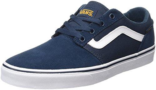vans-herren-chapman-stripe-sneakers-blau-varsity-navy-gold-46-eu